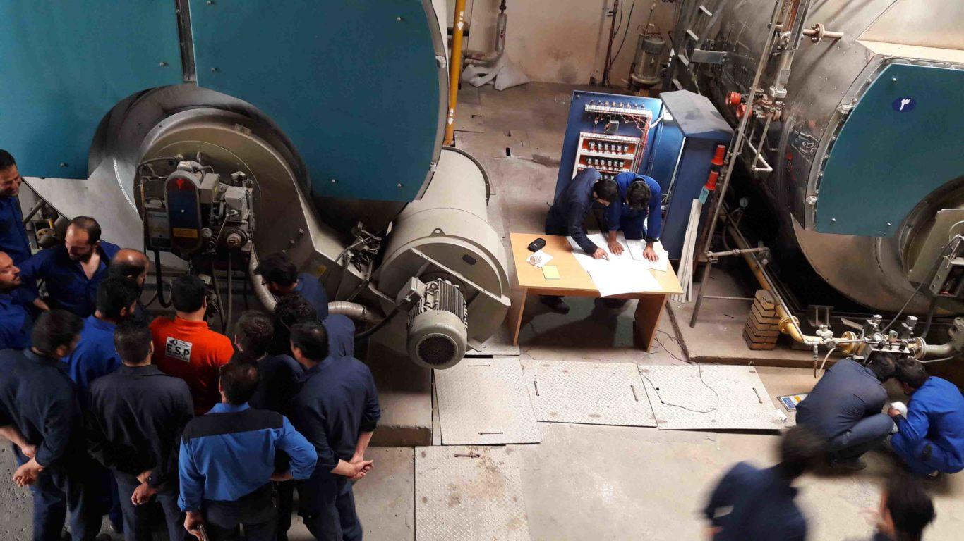 آموزش مشعل-آموزش نگهداری و تعمیرات مشعل