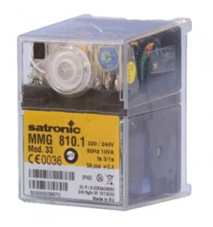 رله-گازی-ساترونیک-mmg-8101-رله مشعل-satronic-honeywell