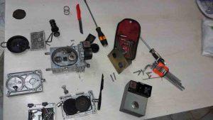 تعمیر شیربرقی-تعمیر موتوردمپر-تعمیر رله مشعل