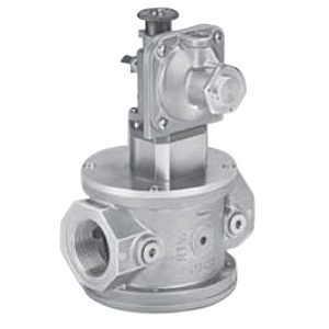 شیر شات آف گاز کروم شرودر JSAV 80 F50.1