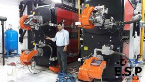 تعمیر مشعل Baltur