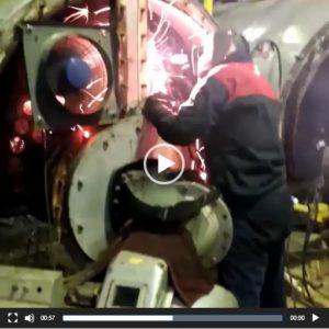 تعمیر دیگ فولادی-تعویض لوله آتشخوار-رسوب زدایی