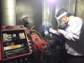 تعمیر مشعل صنعتی هوفمات