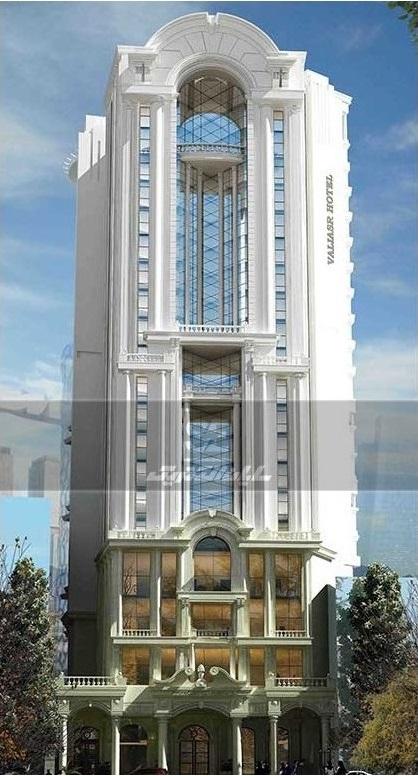 نصب و راه اندازی مشعل - هتل لوتوس