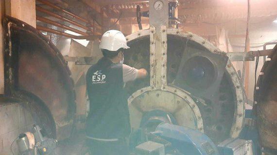 تعمیرات دیگ فولادی آبگرم
