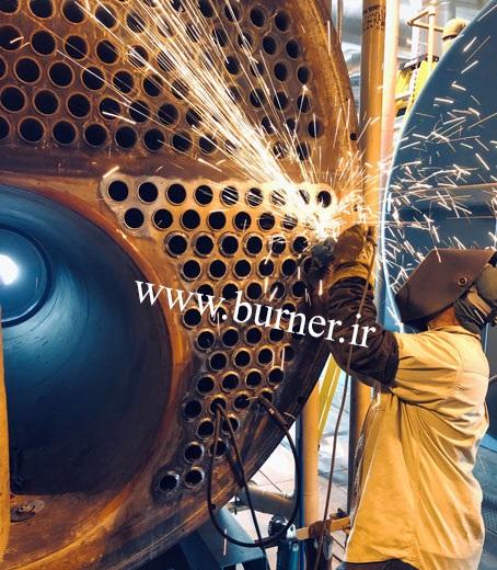 تعمیرات ذیگ فولادی
