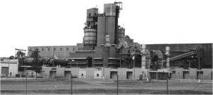 کاربرد مشعل در کارخانه سيمان